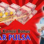 Peluang Komisi Bonus Bisnis Pulsa Murah